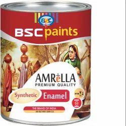 BSC Amrella Premium High Gloss Synthetic Enamel 20 Ltr