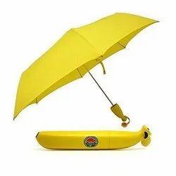 Banana Shape Folding Umbrella