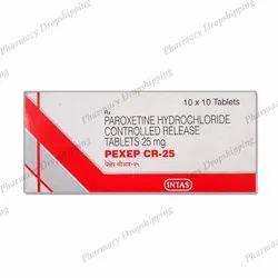 Pexep CR 25 Tablets