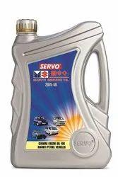 Servo 4 Stroke Engine Oil