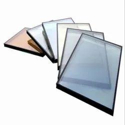 Heat resistant glass