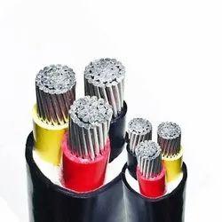 300 Sq mm 3.5 Core Aluminium Armoured Cable
