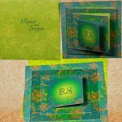 Wedding Invitation Card Printing Services, Location: Pan India
