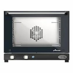 Electric Unox Convection Oven XF-023 Capacity: 4 Tray 460x330 Power: 3kW
