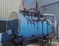 Oil & Gas Fired 500 kg/hr Industrial Steam Boiler