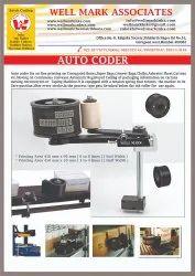 On Line on Conveyor Cartoon Coding Auto Coder Batch Coder Marking Machine