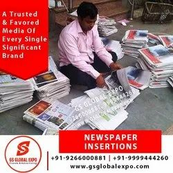 Newspaper Insertions