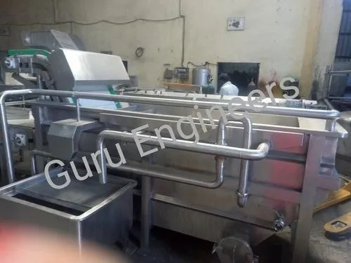 Automatic Fresh Fruits And Vegetable Processing