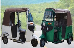 Passanger TukTuk Autorickshaw LPG BS3