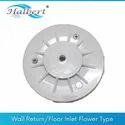 Adjustable Floor Inlets