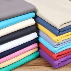 纯棉寒棉织物,普通/固体,多色