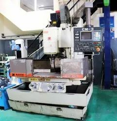 Used Vertical Turning Center