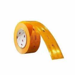 3M 983 PVC Sheeting Tape Yellow