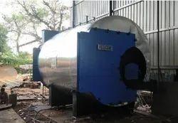 Oil & Gas Fired 5000 kg/hr Steam Boiler, IBR Approved