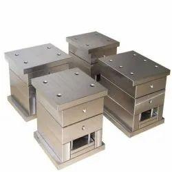 Aluminium Plastic Injection Mold Base, 30HRC