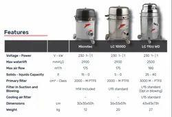 Delfin Lc1100 Wd Industrial Vacuum Cleaner