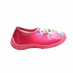 Canvas Party Wear Kids Shoes