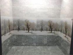2X1 Kajaria Bathroom Wall Tiles