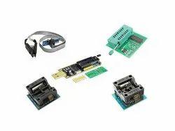 CH341A USB Programmer With 1.8V Adapter,150mil SOP8,200mil SOP8,Clips Socket Adapter