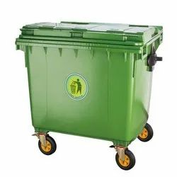 Industrial Dustbin High Quality 660 Litre