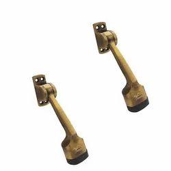 Atlantic Brass Antique Fully Heavy Body Powerful Working Door Stopper