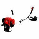 Honda Type Gx35 Grass Cutting Machine For Heavy Duty Use & Low Maintenance Cost