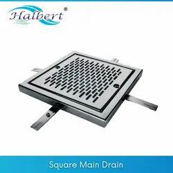 Swimming Pool Square Drain