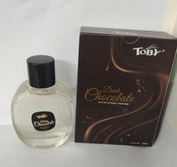 White owal Dark Chocolate