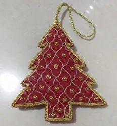 Christmas Zari Craft