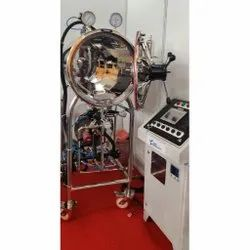 Fully Automatic Cylindrical Horizontal 2 Drum Autoclave