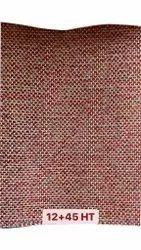 Maroon Jute Fabric, For Sofa, Plain/Solids