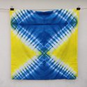 Vandana Handicraft Printed Tie Dye Cotton Fabric Shibori Tie Dye Hand Made Dress Fabric