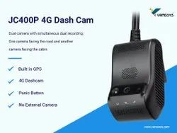 Jimi JC400P 4G Car Camera With Dual Cameras Live Video Monitoring and Tracking