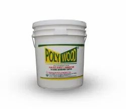 PVC Sheet Pasting to MDF with White Adhesive