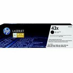 HP 43X High Yield Black Original LaserJet Toner Cartridge (C8543X)