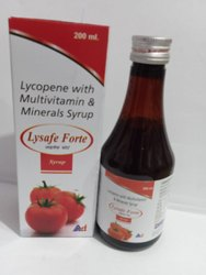 Lysafe Forte (Lycopene Multivitamin Minerals Syrup)