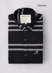 Roman Island Cotton Premium Formal Shirts, 18-60