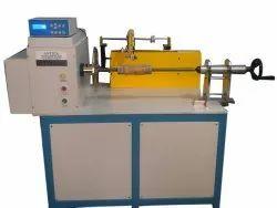 Mild Steel Electric AL 450 LHV CNC Coil Winding Machine