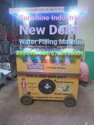 Automatic Panipuri Water serving machine Machine