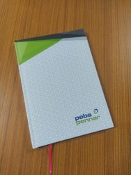 Custom A5 Notebook, For Office