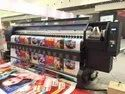 Konica Print Dot Flex Printing Machine, Print Speed: 1200