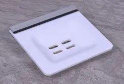 Acrylic Single Soap Dish