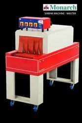 Mild Steel Plastic Shrink Wrapping Machine