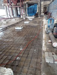 Industrial Flooring Work Services