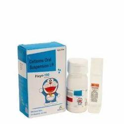 Fixyn-100 Cefixime Oral Suspension I.P