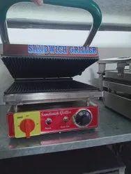 Commercial Sandwich Griller