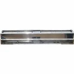 Stainless Steel 304 Air curtains