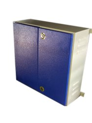 Rectangular Mild Steel Panel Box, For Industrial Storage, Dimension: 2 X 1 X 3 Feet ( L X B X H)