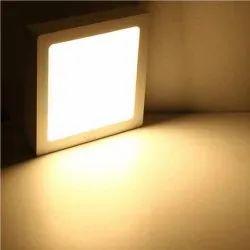 D'Mak 6 Watt LED Square Ceiling Surface Panel Light