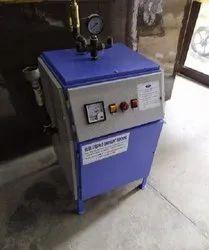 Electric 4 kW Portable Steam Generator Non-IBR